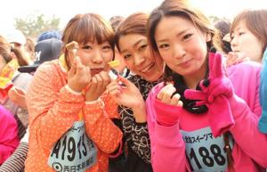 スイーツマラソン,2016,千葉,大阪,愛知,福岡,広島,日程