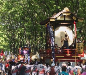 信玄公祭り,2016,日程,時間,見どころ,感想,交通規制