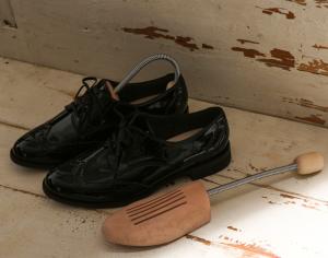 革靴,手入れ,雨,濡れたら,染み,