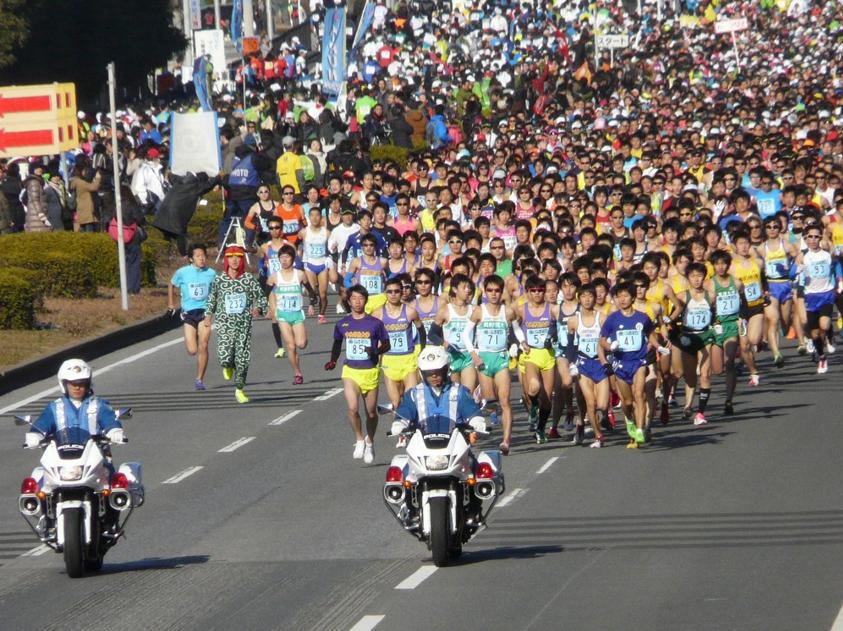千葉マリンマラソン,2017,日程,開催予定日,応募倍率