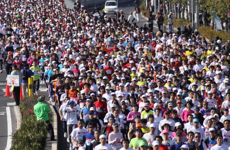 香川丸亀ハーフマラソン,2017,日程,エントリー,申込,開始,定員