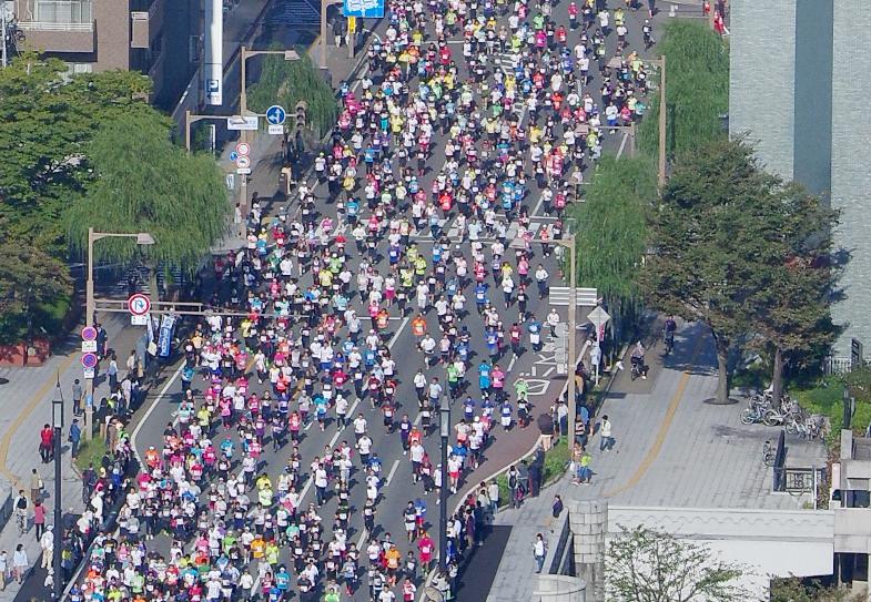 新潟シティマラソン,2016,日程,エントリー,申込,コース