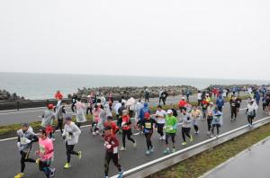 静岡マラソン,2017,日程,エントリー,開始日,抽選,倍率,コース