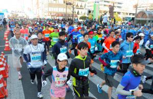 高知龍馬マラソン,2017,日程,エントリー,開始日,コース,