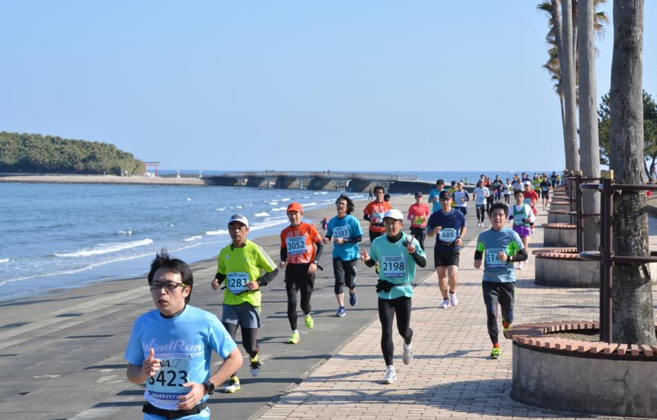 青島太平洋マラソン,2016,日程,エントリー,申込,開始,コース
