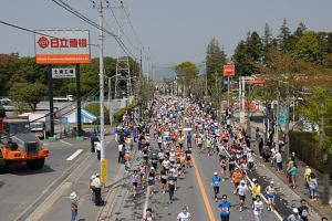 かすみがうらマラソン,2017,日程,エントリー,コース