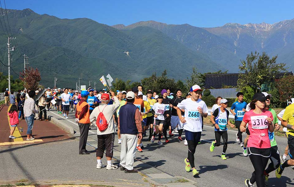 信州駒ヶ根ハーフマラソン,2016,日程,エントリー日,コース