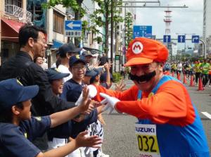岐阜清流ハーフマラソン,2017,日程,エントリー,申込日,コース