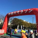 神奈川マラソン,2017,日程,エントリー,開始日,コース,