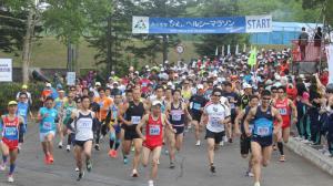 びえいヘルシーマラソン,2017,日程,エントリー,開始日,コース