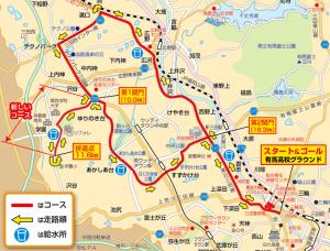 三田国際マスターズマラソン,2016,日程,エントリー,開始日,コース