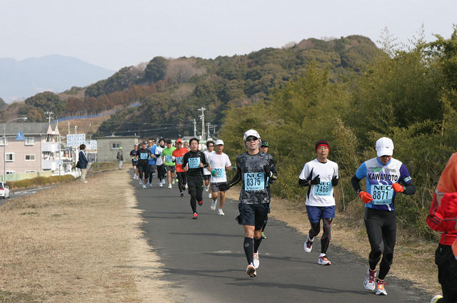 紀州口熊野マラソン,2017,日程,エントリー,コース,情報