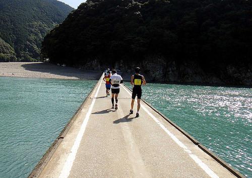 四万十川ウルトラマラソン,2017,日程,エントリー日,コース,制限時間