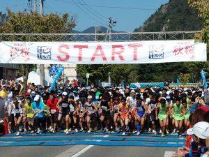 越後湯沢ハーフマラソン,2016,日程,エントリー日,コース
