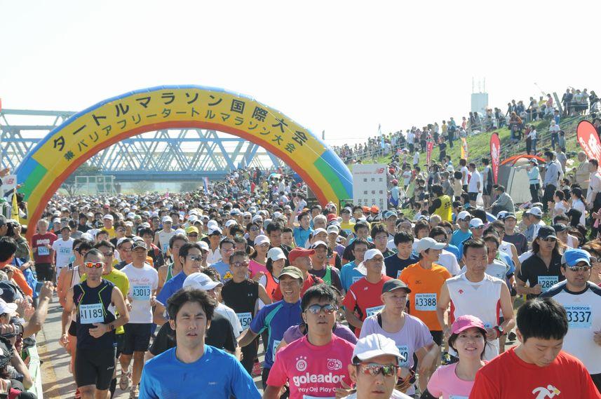 タートルマラソン,大会,2016,足立区,日程,エントリー,コース