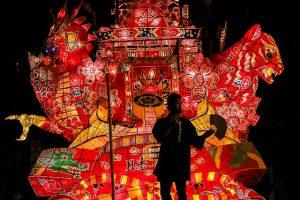 沼田町夜高あんどん祭り,2016,日程,時間,交通規制,見どころ,感想