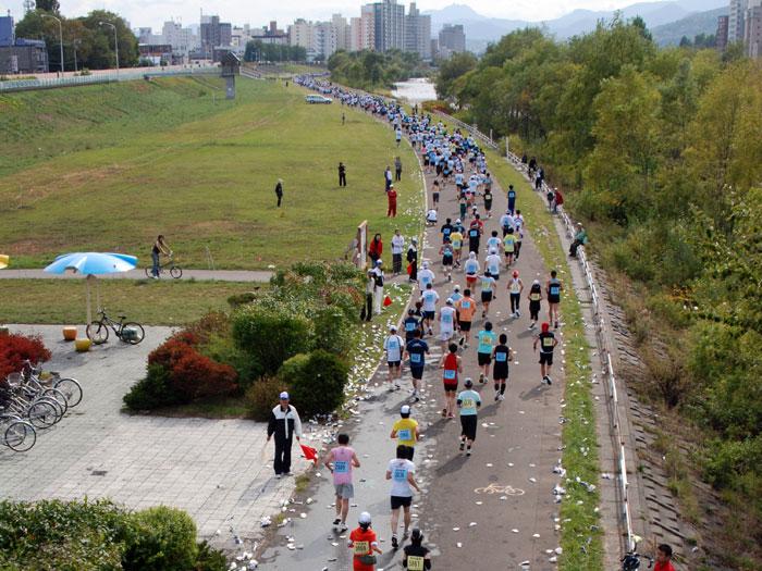 札幌マラソン,2016,日程,エントリー,コース,定員