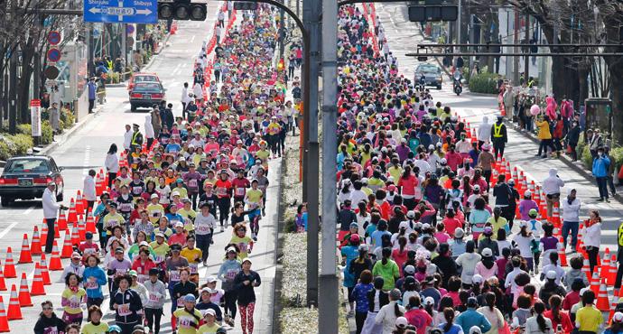 表参道マラソン,2017,日程,エントリー,コース,定員,注意点,まとめ