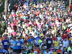 群馬マラソン,2017,日程,エントリー,開始,コース,制限時間